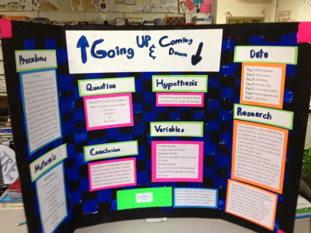 Science Fair Project Name Science Project Proposal Form The Question I ...